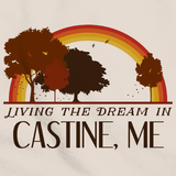 Living the Dream in Castine, ME | Retro Unisex