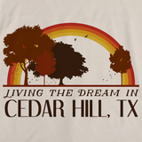 Living the Dream in Cedar Hill, TX | Retro Unisex
