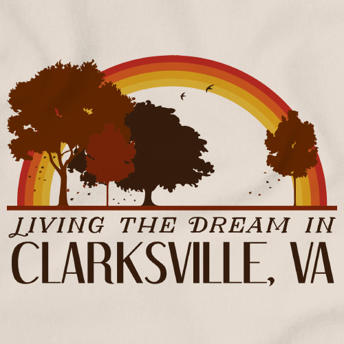 Living the Dream in Clarksville, VA | Retro Unisex