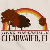 Living the Dream in Clearwater, FL | Retro Unisex