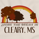 Living the Dream in Cleary, MS | Retro Unisex