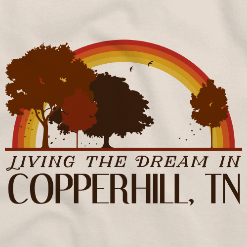 Living the Dream in Copperhill, TN | Retro Unisex