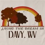 Living the Dream in Davy, WV | Retro Unisex
