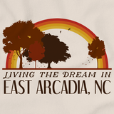 Living the Dream in East Arcadia, NC | Retro Unisex