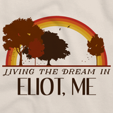 Living the Dream in Eliot, ME | Retro Unisex