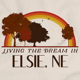 Living the Dream in Elsie, NE | Retro Unisex