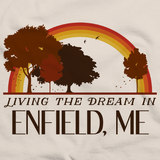 Living the Dream in Enfield, ME | Retro Unisex