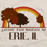 Living the Dream in Erie, IL | Retro Unisex