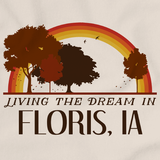 Living the Dream in Floris, IA | Retro Unisex