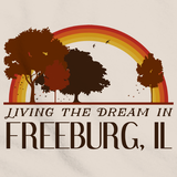 Living the Dream in Freeburg, IL | Retro Unisex