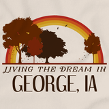 Living the Dream in George, IA | Retro Unisex