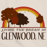 Living the Dream in Glenwood, NE | Retro Unisex