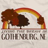 Living the Dream in Gothenburg, NE | Retro Unisex