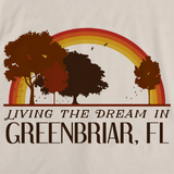 Living the Dream in Greenbriar, FL | Retro Unisex