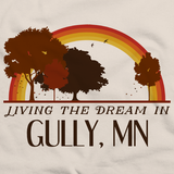 Living the Dream in Gully, MN | Retro Unisex