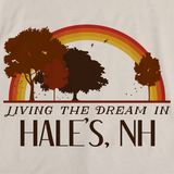 Living the Dream in Hale'S, NH | Retro Unisex