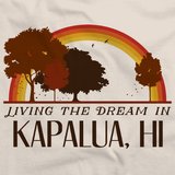 Living the Dream in Kapalua, HI | Retro Unisex