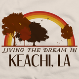 Living the Dream in Keachi, LA | Retro Unisex