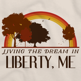 Living the Dream in Liberty, ME | Retro Unisex