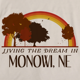 Living the Dream in Monowi, NE | Retro Unisex