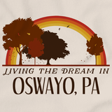 Living the Dream in Oswayo, PA | Retro Unisex