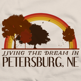 Living the Dream in Petersburg, NE | Retro Unisex