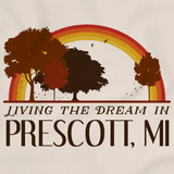 Living the Dream in Prescott, MI | Retro Unisex
