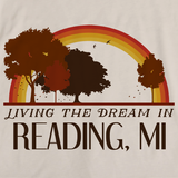 Living the Dream in Reading, MI | Retro Unisex