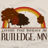 Living the Dream in Rutledge, MN | Retro Unisex