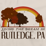 Living the Dream in Rutledge, PA | Retro Unisex