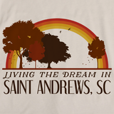 Living the Dream in Saint Andrews, SC | Retro Unisex