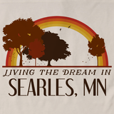 Living the Dream in Searles, MN | Retro Unisex