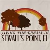 Living the Dream in Sewall'S Point, FL | Retro Unisex
