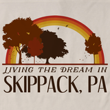 Living the Dream in Skippack, PA | Retro Unisex