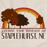 Living the Dream in Staplehurst, NE | Retro Unisex