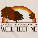 Living the Dream in Wellfleet, NE | Retro Unisex