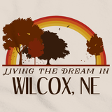 Living the Dream in Wilcox, NE | Retro Unisex