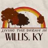 Living the Dream in Willis, KY | Retro Unisex