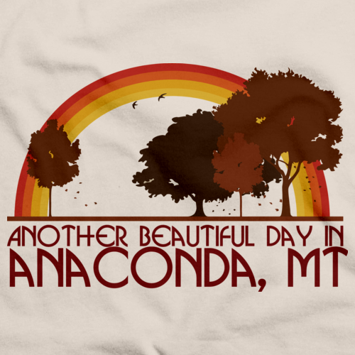 """Another Beautiful Day In Anaconda, Montana"" Natural art preview"