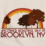 """Another Beautiful Day In Brooklyn, New York"" Natural art preview"