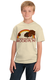 "Youth Natural ""Another Beautiful Day In Brooklyn, New York"" T-shirt"
