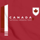 Canada National Drinking Team Red art preview