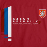 Czech Republic National Drinking Team Red Art Preview