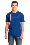 Standard Royal France National Drinking Team - French Football Soccer Funny T-shirt