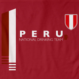 Peru National Drinking Team Red art preview