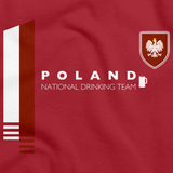 Poland National Drinking Team Red Art Preview