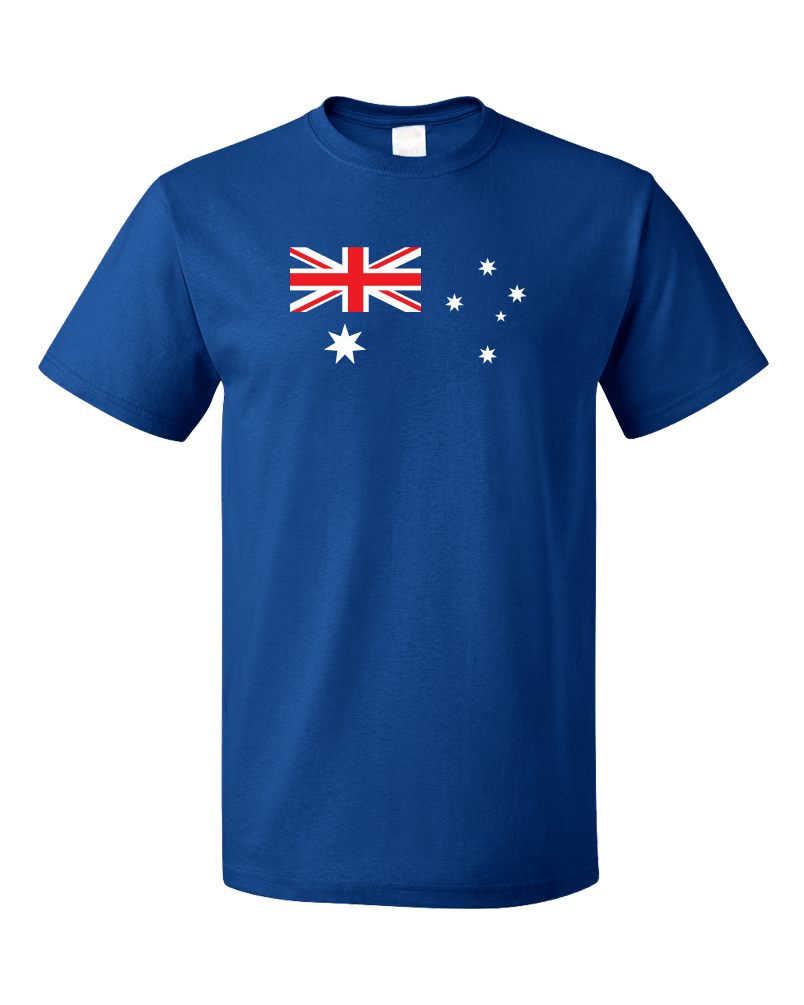 Standard Royal Australian Flag T-shirt