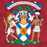 NOVA SCOTIA PROVINCIAL COAT OF ARMS, Red art preview