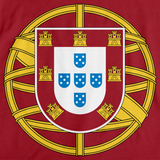 PORTUGUESE COAT OF ARMS Red art preview