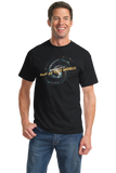 Standard Black Astronomy Is Out Of This World! - Geek Pride Nerd Funny Science T-shirt